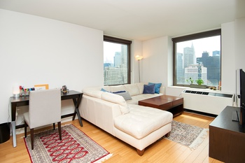 High Floor Beautiful 1 Bed Bath With Views Of Central Park Bryant The Empire State Building Chrysler And East River